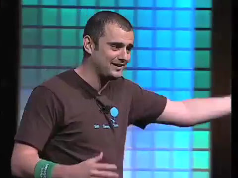 Gary Vaynerchuk: Building Personal Brand Within the Social Media Landscape - Web 2.0 Expo NY
