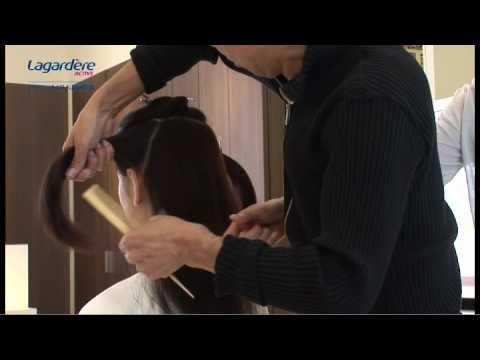 きもの美人になるヘアスタイル第2回:基本の夜会巻き