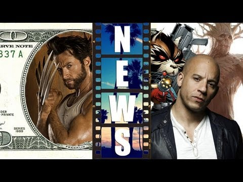 Hugh Jackman $100 Million for Wolverine, Vin Diesel is Groot or Rocket Raccoon? - Beyond The Trailer
