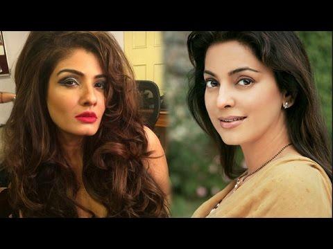 Raveena Tandon And Juhi Chawla Endorse A Women's Channel | Bollywood News video