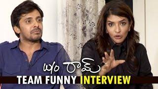 Wo Ram Movie Team Funny Interview | Manchu Lakshmi, Priyadarshi, Samrat Reddy, Vijay Yelalanti
