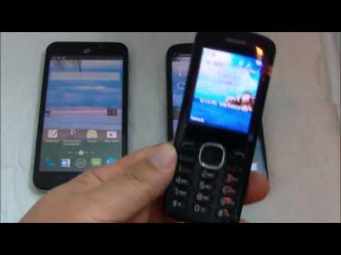 Straight Talk Alcatel Pop Mega vs ZTE Quartz