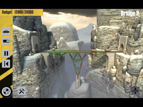 Bridge Constructor - Truck Proof Walkthrough