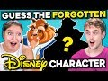 6 Disney Characters You Forgot Existed