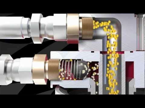 FASS Fuel Pump Animation