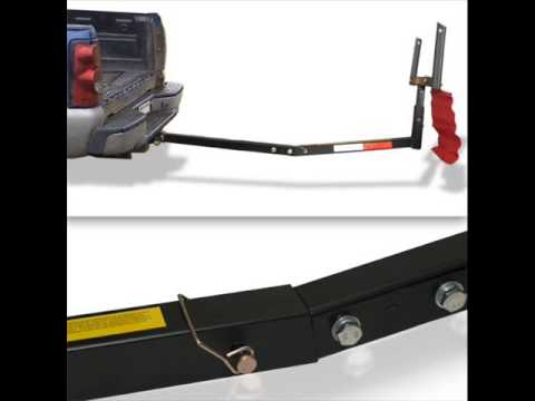 Hitch Rack Bed Extender Bed Hitch Extender Steel