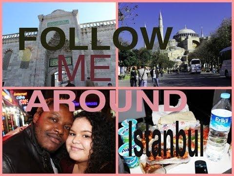 Follow Me around ISTANBUL!!! - 3 TAGE mit MIR!!