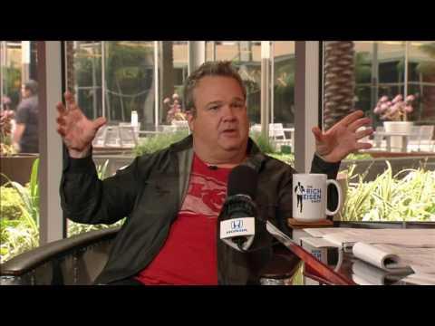 Actor Eric Stonestreet Talks Chiefs Football 1 5 17