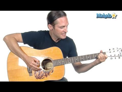 How to Play Sleep Walk by Santo and Johnny on Guitar