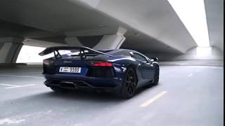 Lamborghini Aventador For Rent In Dubai