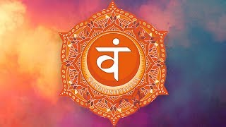 SACRAL CHAKRA HEALING MUSIC || Soothing Seed Mantra VAM Chants Clear + Unblock Sacral Chakra