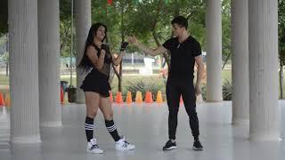 Coreografía - Viral Pisadinha - Joey Montana, Felipe Araujo