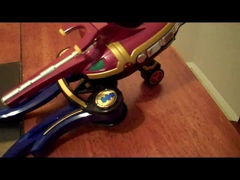 Ninja Thunder Blaster Review