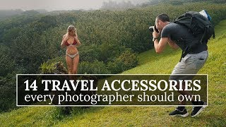 14 Travel Accessories Every Photographer Should Own