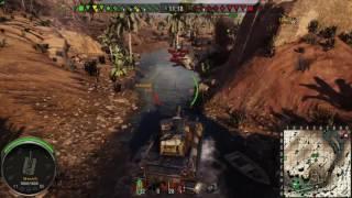 World of Tanks PS4 The Nameless
