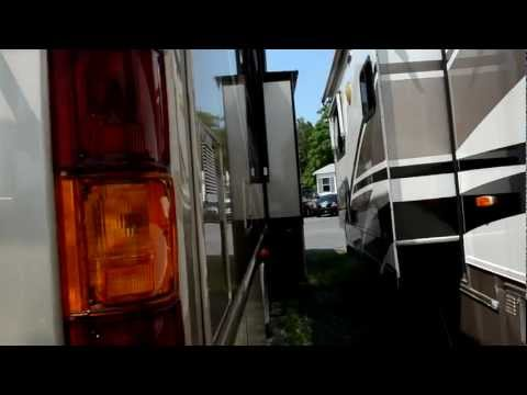 2007 Fleetwood Providence 40E S3 at America Choice RV 1-800-RVSALES