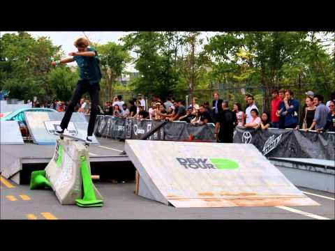 Dew Tour Brooklyn 2014 - Street Style