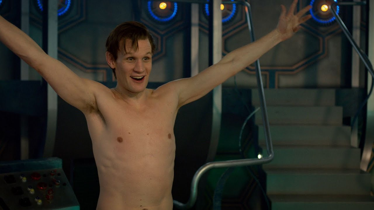 Naked Christmas - Doctor Who - The Time of the Doctor ...