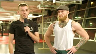 Conor McGregor talks Khabib, UFC return and Fighting Future