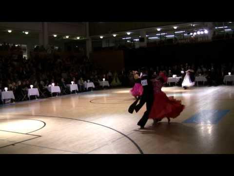 Helsinki Open WDSF World Open final tango 2013