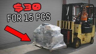 I Got 15 Computers for $30....!