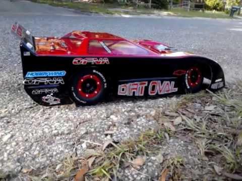 1 8 Scale Team Associated Sc10 Dirt Oval Car Youtube
