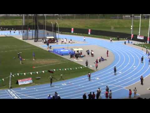 2013 NYC Mayor's Cup Outdoor Track & Field Championships Full Meet