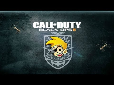 Black Ops 2 - Diigs joga Team Deathmatch