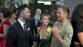Dancing With The Stars Season 21 Premiere   Bindi Irwin & Derek Hough   AfterBuzz TV