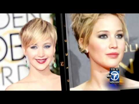 Nude photos of female celebrities leaked online after cloud hack