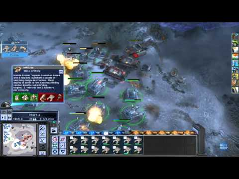Star Wars Empire At War [PC] Gameplay
