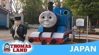 Thomas Land Japan Theme Park Full Tour