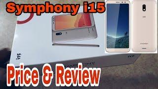 Symphony i15 Price Review