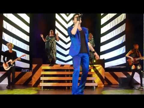 Adam Lambert - IIHY, Naked Love, Moscow 16/3/13