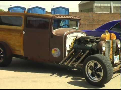 Drag Racing 2010 Atwood, KS Part 1 of 2