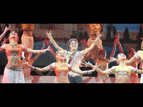 Annmitchai - India Dance 2010 ( DoLa Re DoLa )