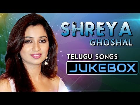 Shreya Ghoshal Telugu Hit Songs || Tollywood Top Stars Songs Collection video