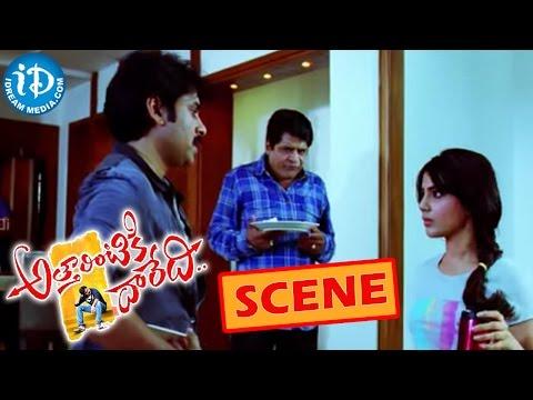 Atharintiki Daredi Movie – Pawan Kalyan Warning To Posani - Photo Image Pic