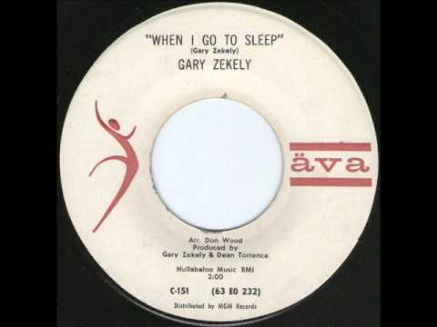 Gary Zekely - When I Go To Sleep