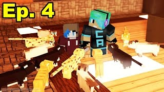Download Lagu A Minecraft Survival Adventure Series / Episode 04/ The Great Kitty Hunt Gratis STAFABAND