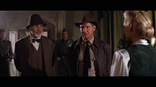Indiana Jones Last Crusade - Marcus Brody scene