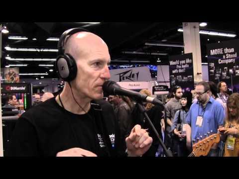 VoiceLive Play GTX - Demo - NAMM 2012