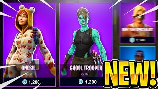 *NEW* DAILY FORTNITE ITEM SHOP UPDATE NEW SKINS! (Fortnite BATTLE ROYALE LIVE)