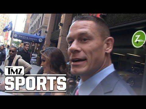 John Cena -- I'm 70% In the Gym After Shoulder Surgery