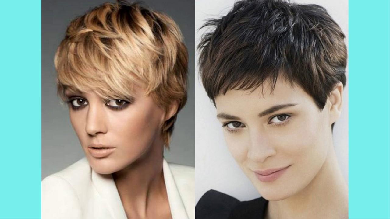 Прически на короткие волосы в 2017-2018 году