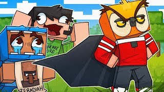 VANOSS HAS A CAPE IN MINECRAFT?!