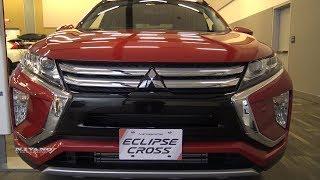 2018 Mitsubishi Eclipse Cross SE - Exterior And Interior Walkaround - 2018 Ottawa Auto Show