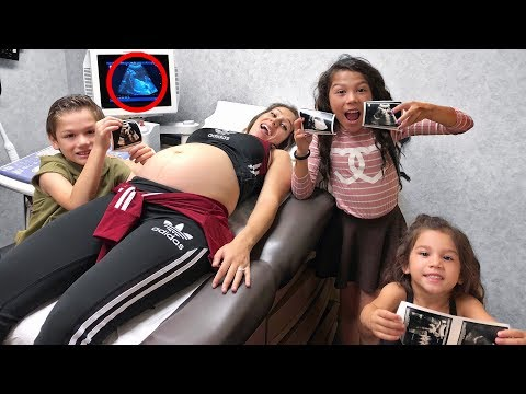 KIDS SEE BABY FOR THE FIRST TIME!!   Familia Diamond