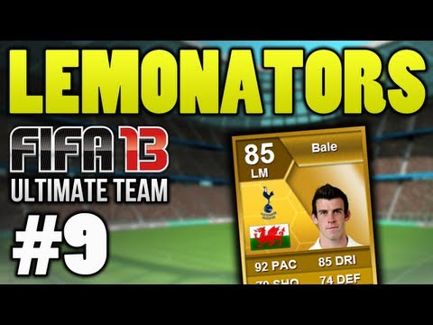 FIFA 13: Ultimate Team Lemonators FC #9 NEW SIGNING