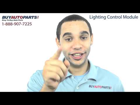 Lighting Control Module from BuyAutoParts.com - Part # 16-30010